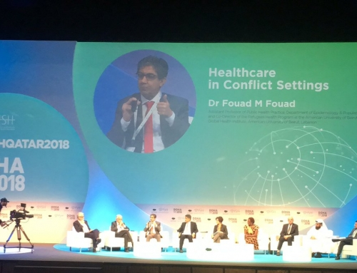 Healthcare in Conflict Settings