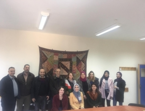 """Research Methods for Mental Health in War and Conflict"": Specialized cohort training in ""Linear and logistic regression"" at Birzeit University"