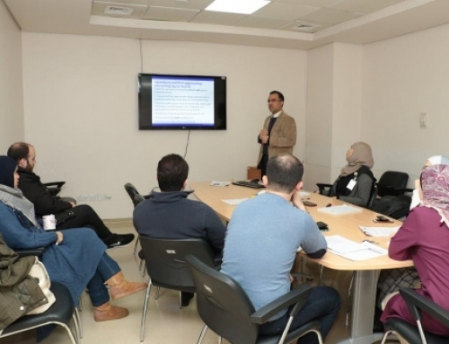 Paediatric Qualitative Research Training at King Hussein Cancer Center