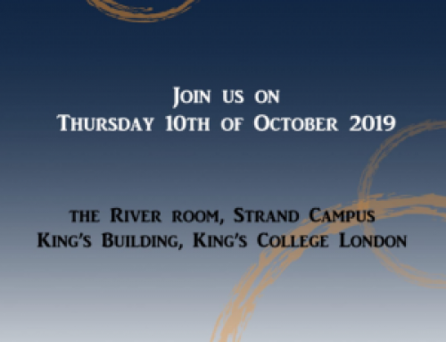 Research for Health in the Syrian Conflict Conference – 10th October 2019, King's College London