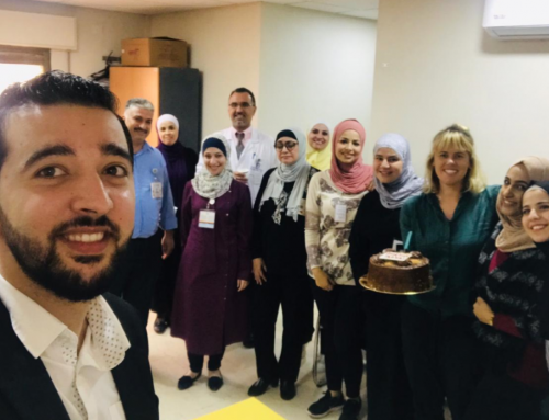 From theory to practice: reflections of an internship at the King Hussein Cancer Center