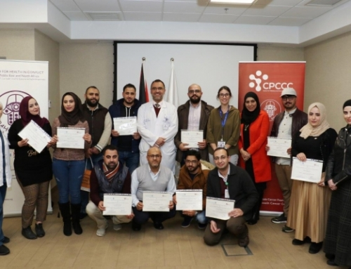 Palliative Care in Humanitarian Crises Workshop in Jordan