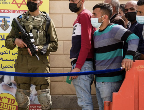 Gaza's Pandemic Quandary