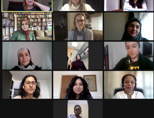 Women Leaders in Health and Conflict International Women's Day 2021 Roundtable