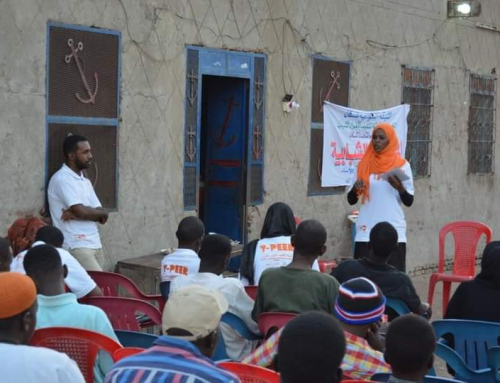 Opportunity amid Challenge: Youth-led COVID-19 Research in Sudan